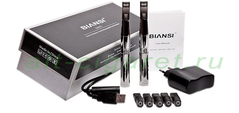 электронные сигареты BIANSI IMIST
