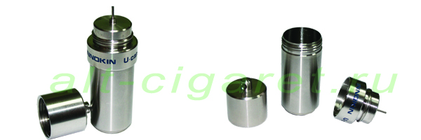 Емкость для жидкости из нержавеющей стали с дозатором Innokin U-can