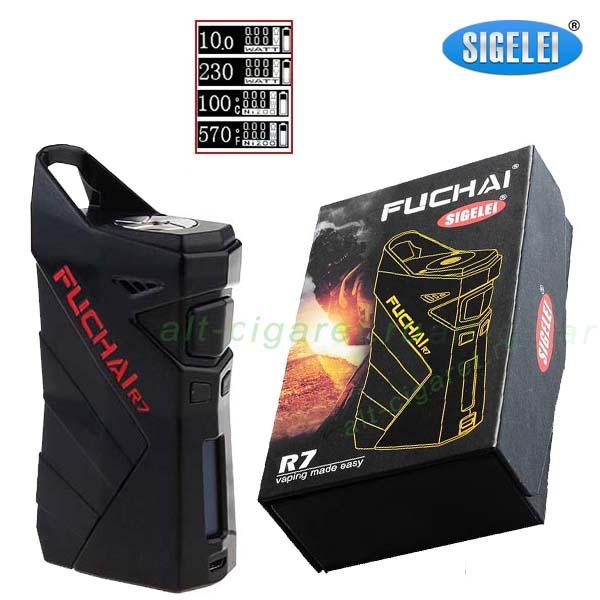 Fuchai R7 230W Бокс МОд