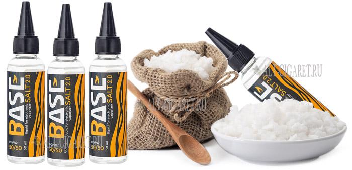 База на солевом никотине - BASE salt 2.0
