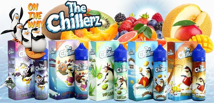 Жидкость The Chillerz - результат трудов двух известных российских миксологов