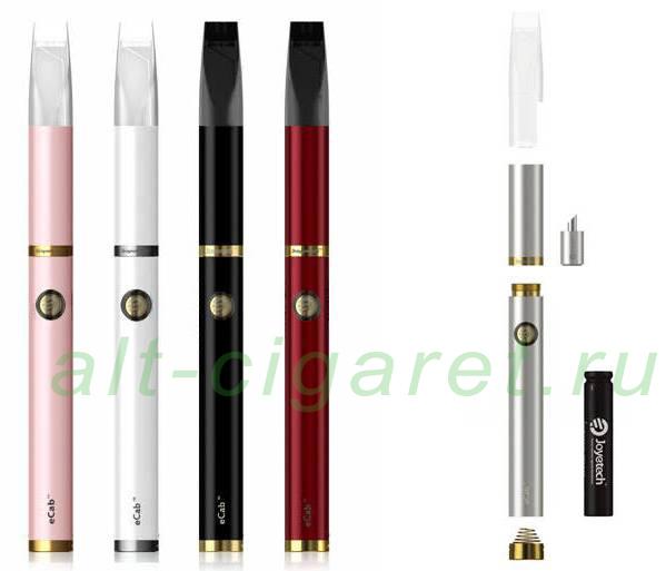 eCab электронные сигареты