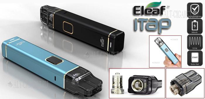 Eleaf iTap Pod Kit 800 mAh