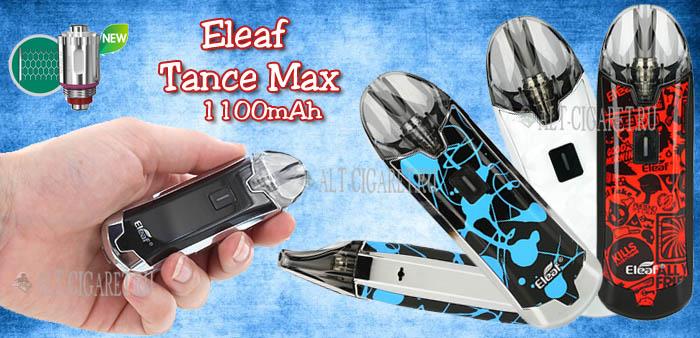 Eleaf Tance Max Kit 1100 mAh