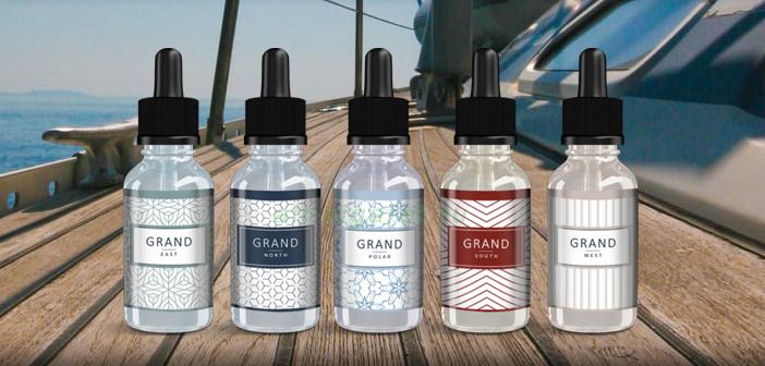 Жидкость для электронных сигарет GRAND