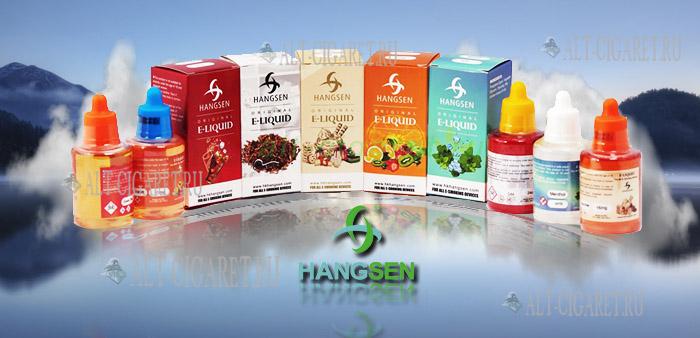 Жидкость Hangsen