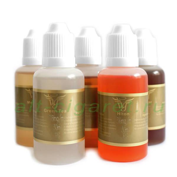 Heaven Gifts жидкости для электронных сигарет