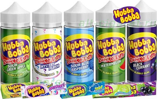 жидкость hubba bobba