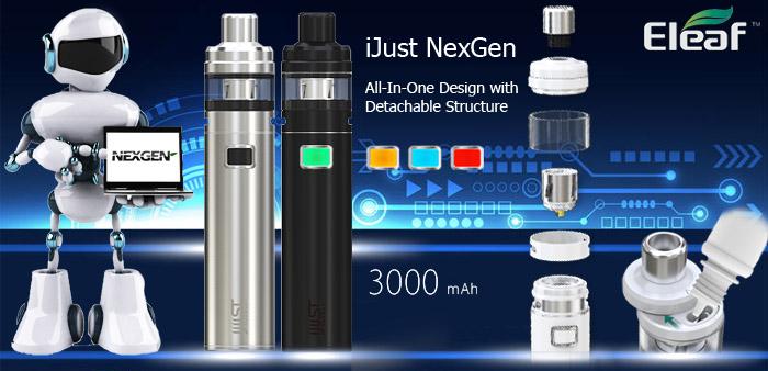Электронная сигарета Eleaf iJust NexGen