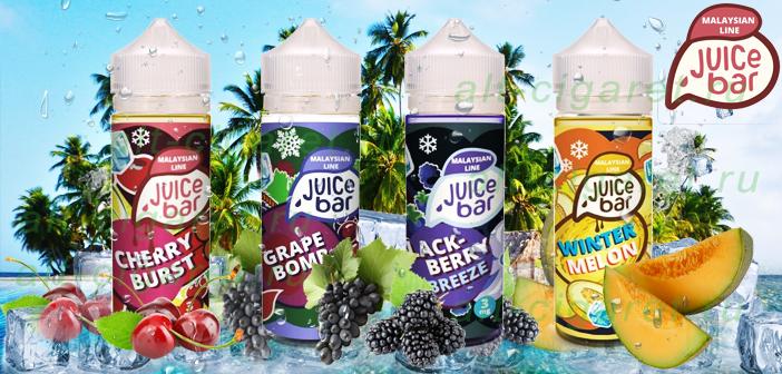 Жидкость для электронных сигарет Juice Bar