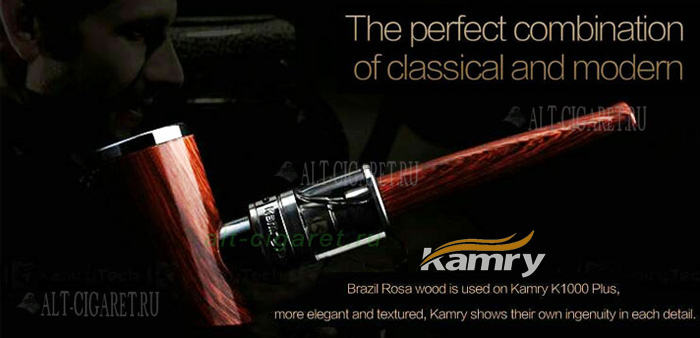Электронная трубка Kamry K1000 Plus