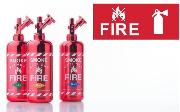 жидкость FIRE способна зажечь любого
