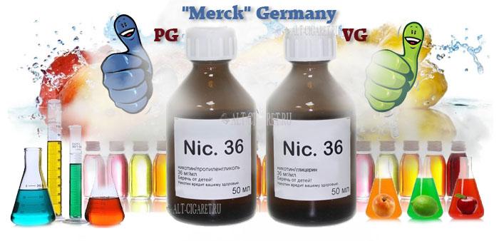 "Nic.36 (""Merck""&""Dow Chemicals"" Германия)"