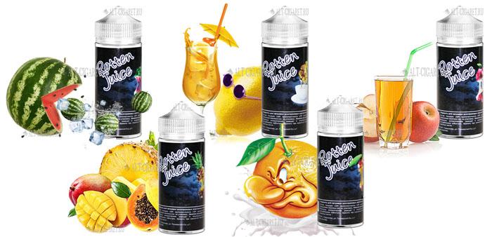 Жидкость Rotten Juice 120 мл