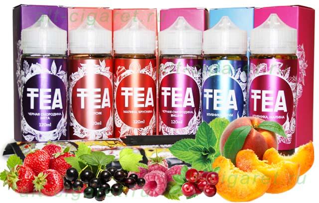 Жидкость для электронных сигарет TEA