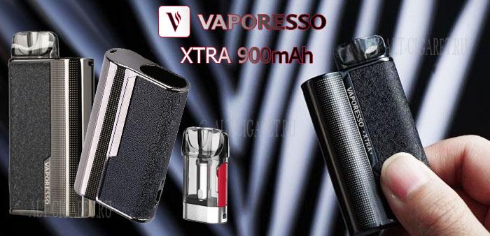 Vaporesso XTRA Pod Kit 900mAh