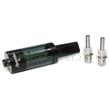 Клиромайзер Vapeonly BCC Mega со сменными нагревательными элементами