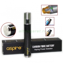 Аккумулятор Aspire CARBON-F VV+ 1000 mAh