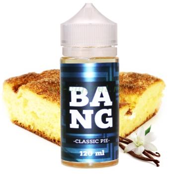 Жидкость BANG - Classic pie