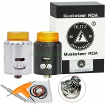 Musketeer RDA Blitz Enterprise