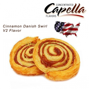 Capella Cinnamon Danish Swirl V2