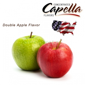 Capella Double Apple Flavor