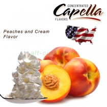 Capella Peaches and Cream Flavor
