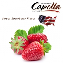 Capella Sweet Strawberry Flavor