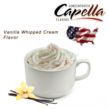 Capella Vanilla Whipped Cream Flavor
