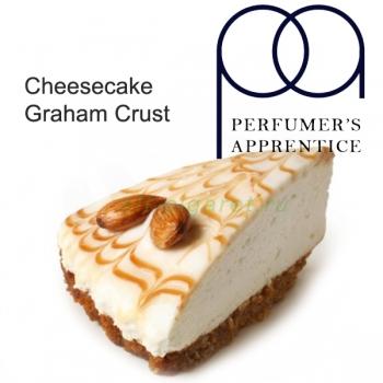 TPA Cheesecake Graham Crust Flavor