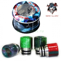 Demon Killer Magic Resin Drip Tip 510 (B)