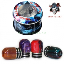 Demon Killer Magic Resin Drip Tip 510 (C)