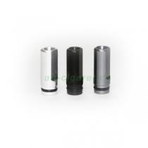 Drip tip 510/eGo alumium плоский