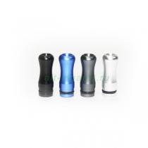 Drip tip 510/eGo alumium круглый