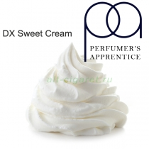 TPA DX Sweet Cream Flavor
