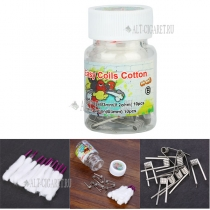 LVS Easy Coils Cotton