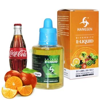 Жидкость Hangsen Red Lemon, 50 мл