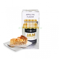 SmokeKitchen Jam, Apple Pie, 10 мл- миниатюра