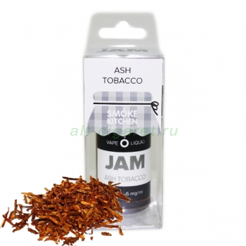 SmokeKitchen Jam, Ash Tobacco