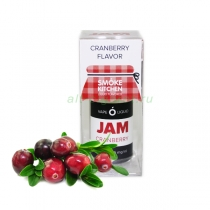 SmokeKitchen Jam, Cranberry, 10 мл