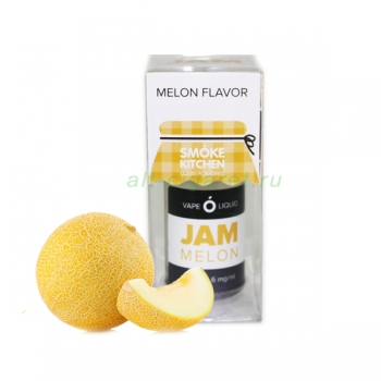 SmokeKitchen Jam, Melon, 10 мл