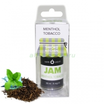 SmokeKitchen Jam, Menthol Tobacco, 30 мл