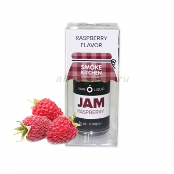 SmokeKitchen Jam, Raspberry, 10 мл