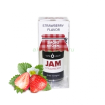 SmokeKitchen Jam, Strawberry, 10 мл