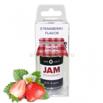 SmokeKitchen Jam, Strawberry, 30 мл