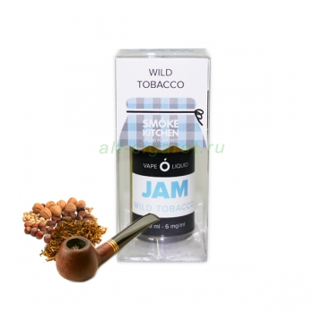 SmokeKitchen Jam, Wild Tobacco 10 мл.