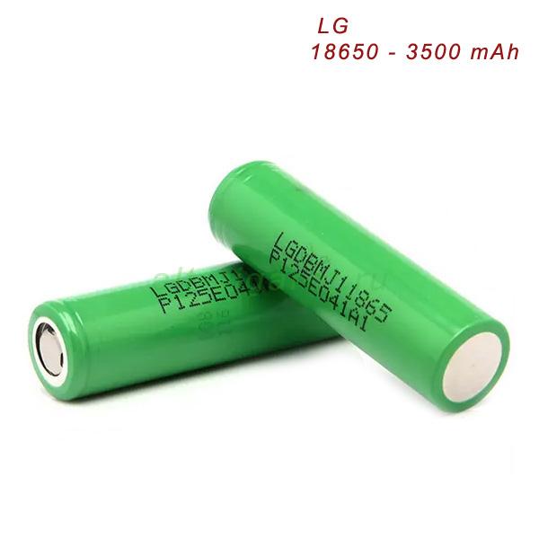 Аккумулятор LG MJ1 18650 3500 mAh