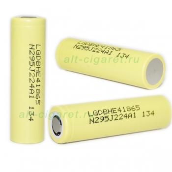 Аккумулятор LG 18650, 2500mAh