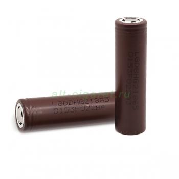 Li-Ion аккумулятор LG HG2 18650 3000mAh