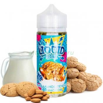 Жидкость LIQUID - Миндальное печенье с молоком